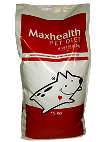 Maxhealth dog food